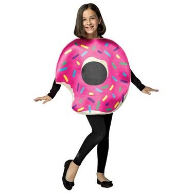 Strawberry Donut Child Costume