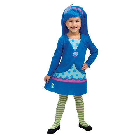 Strawberry Shortcake - Blueberry Muffin Toddler / Child Costume