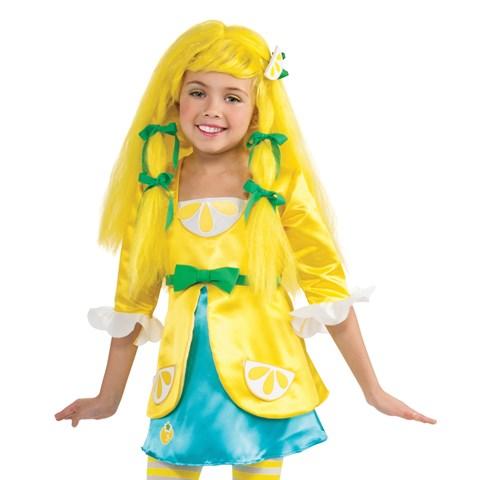 Strawberry Shortcake - Lemon Meringue Wig (Child)