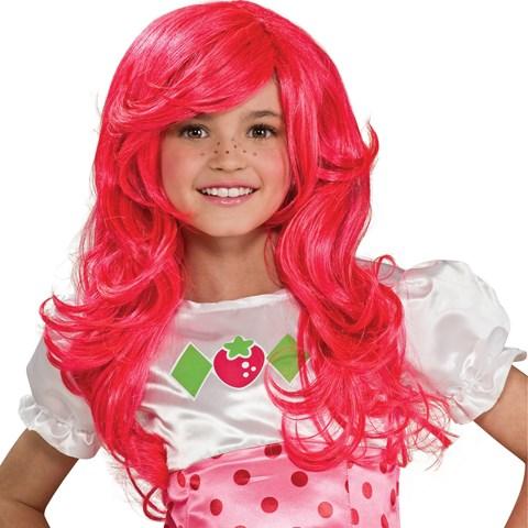 Strawberry Shortcake Wig