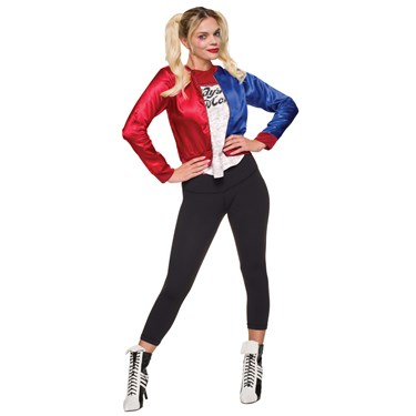 Suicide Squad Adult Harley Quinn Costume
