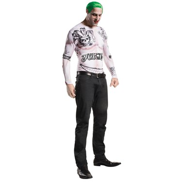 Suicide Squad Adult Joker Costume Kit