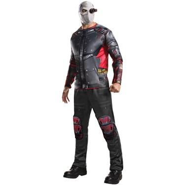 Suicide Squad Deadshot Adult Costume