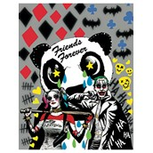 Suicide Squad Friends Forever Sign