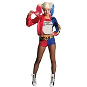 Suicide Squad: Harley Quinn Adult Costume