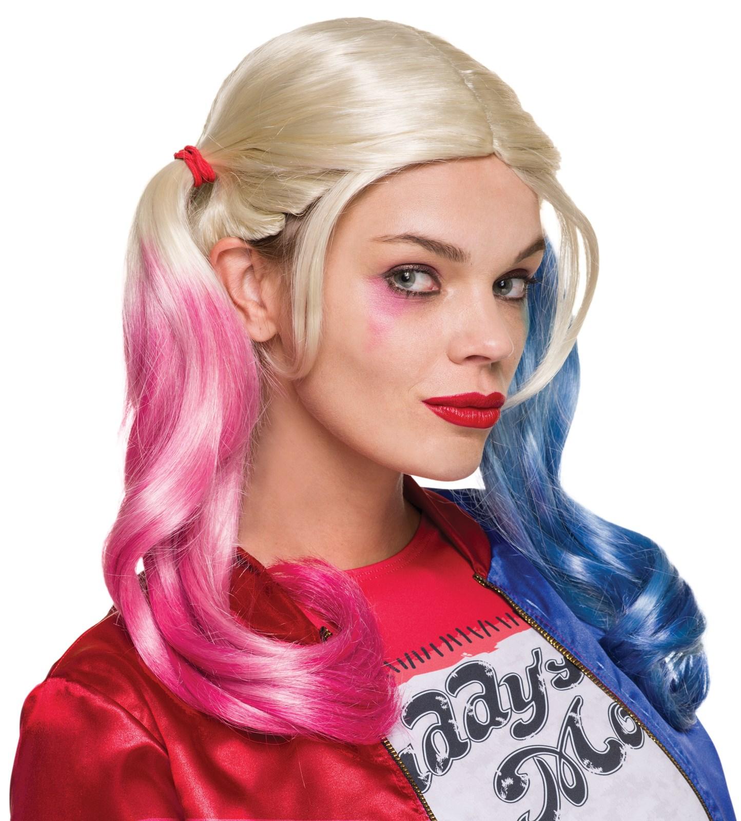 Image result for harley quinn wig