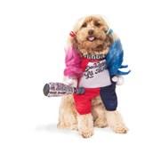 Suicide Squad Harley Quinn Pet Costume