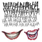 Suicide Squad: Joker Tattoo Kit