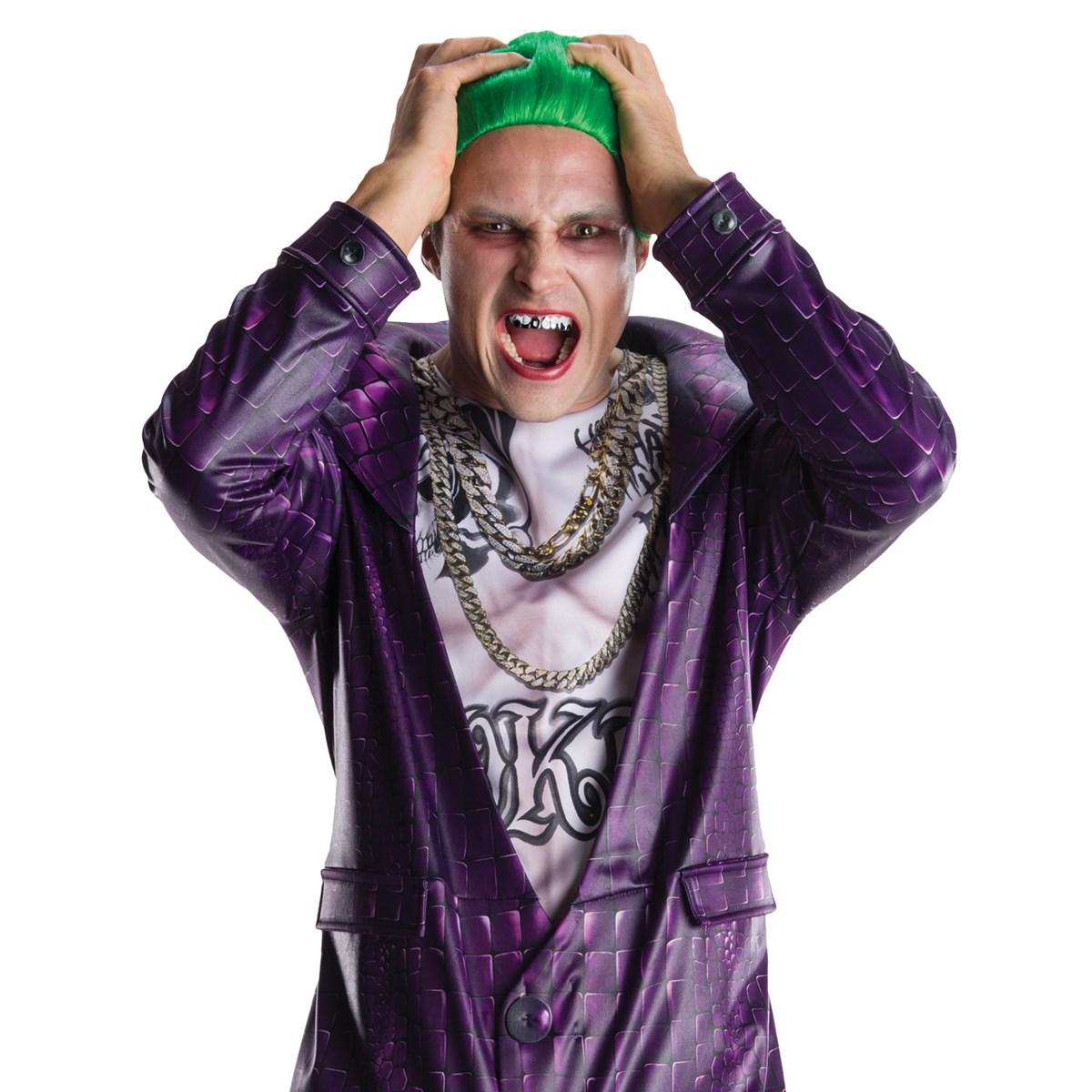 The joker without makeup