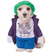 Suicide Squad The Joker Pet Costume