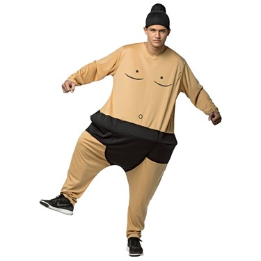 Sumo Hoopster Adult Costume
