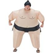 Sumo Wrestler Inflatable Adult Costume
