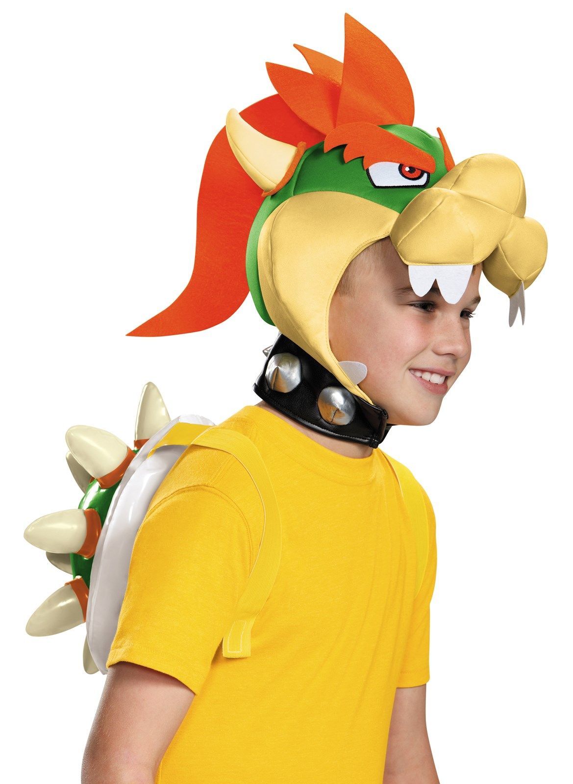 Super Mario Bros: Kids Bowser Accessory Kit