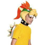 Super Mario Bros: Kids Bowser Accessory Kit