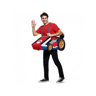 Super Mario Bros. Mario Kart Adult Costume
