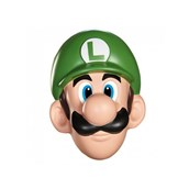 Super Mario Brothers - Luigi Mask