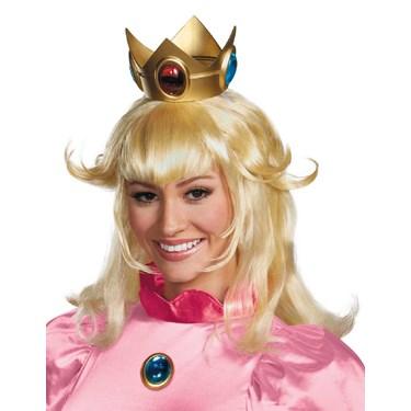 Super Mario Brothers - Princess Peach Wig