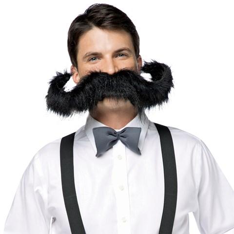 "Super 'Stache  Bendable 20"" Mustache"
