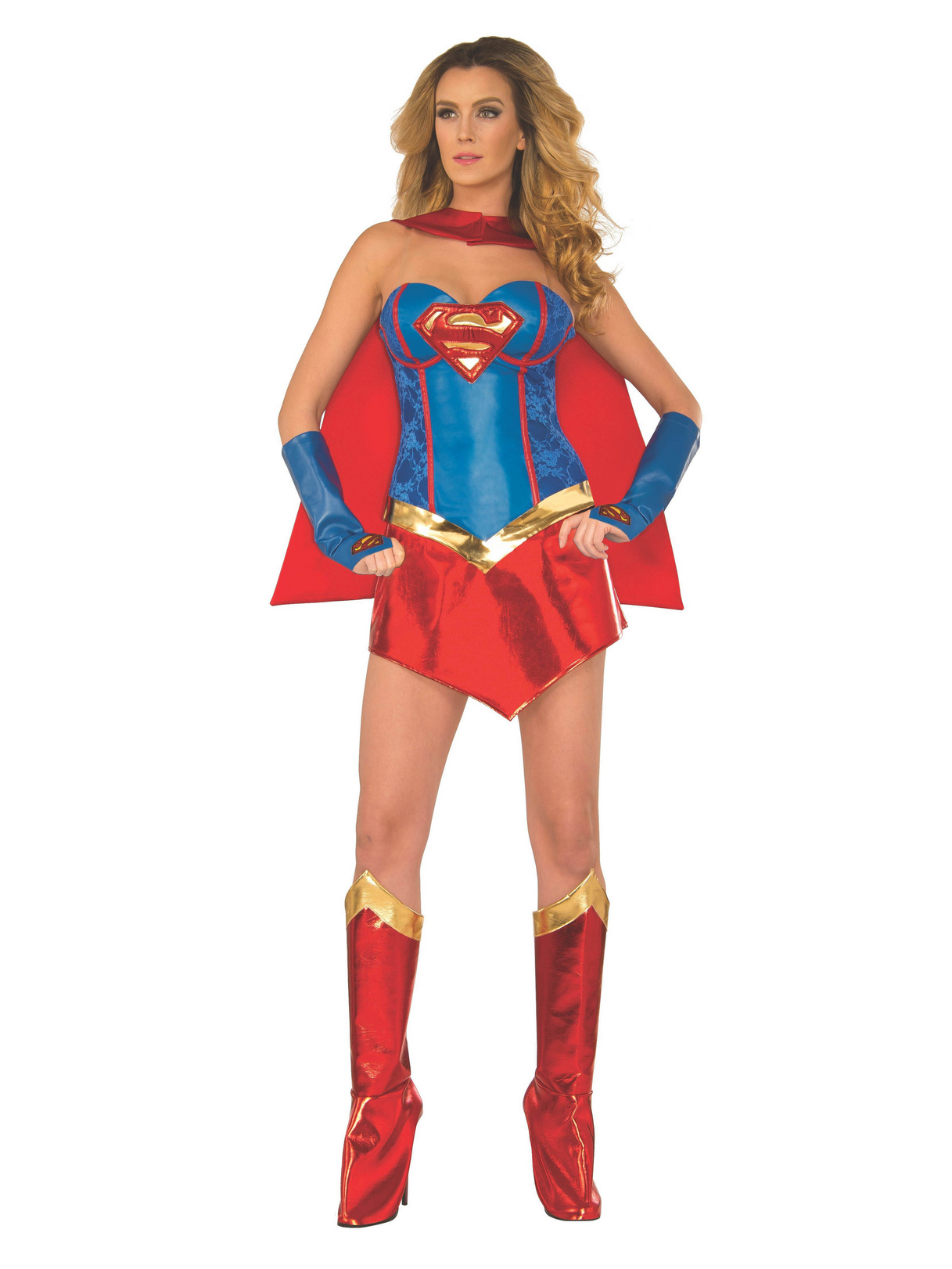 Superman Women Costume