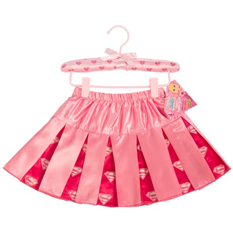 Supergirl Tutu Skirt With Puff Hanger