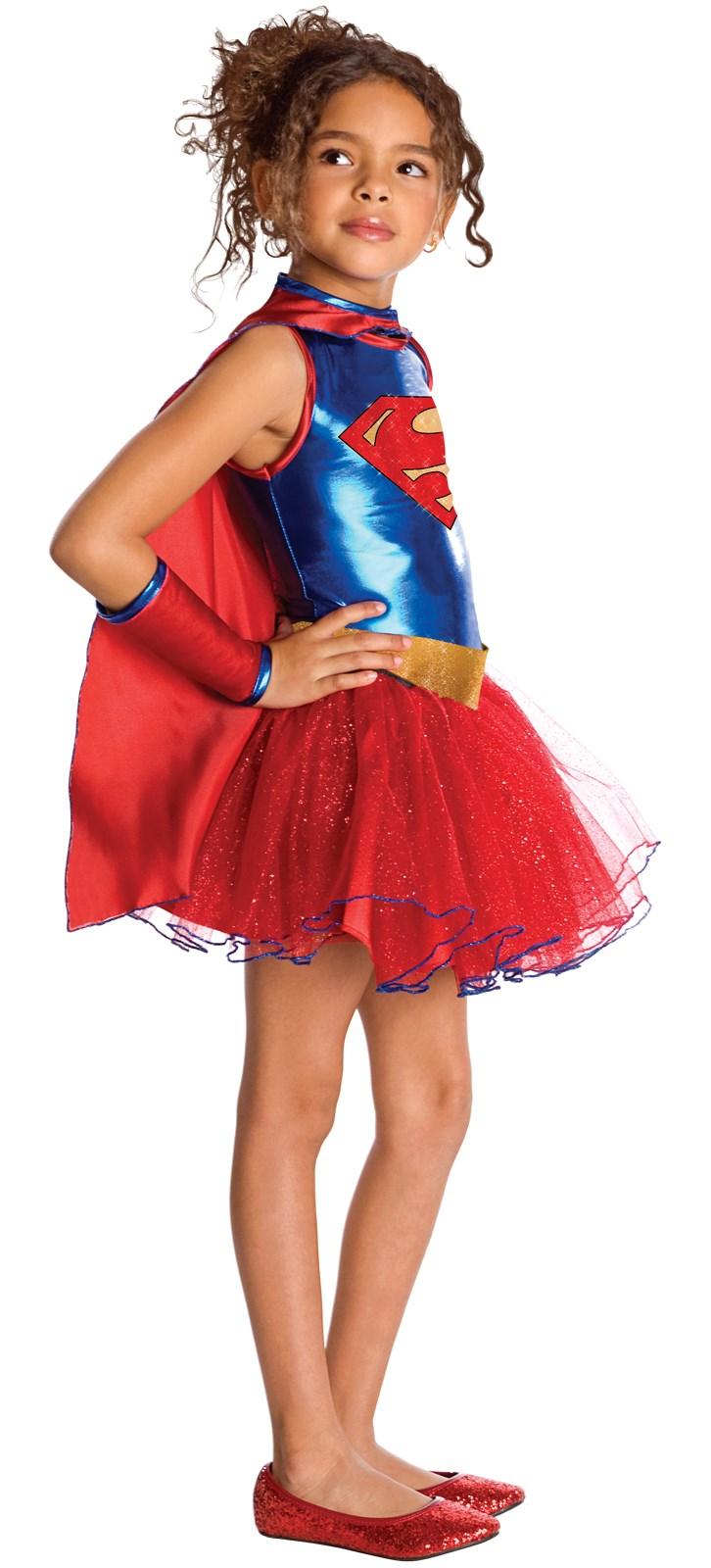 Supergirl Tutu Toddler Costume   BuyCostumes.com