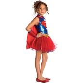 Supergirl Tutu Toddler Costume
