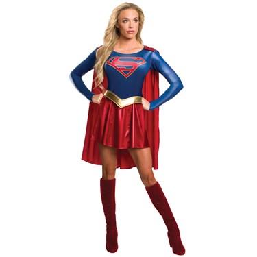 Supergirl Tv Adult Costume