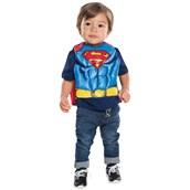 Superman Baby Bib