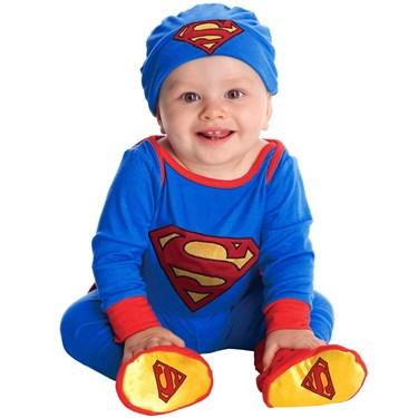 Superman Newborn Costume