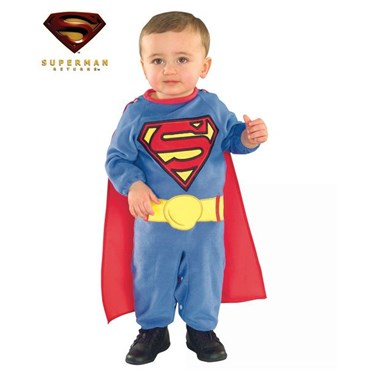 Superman Toddler Romper