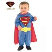 Superman Toddler Romper