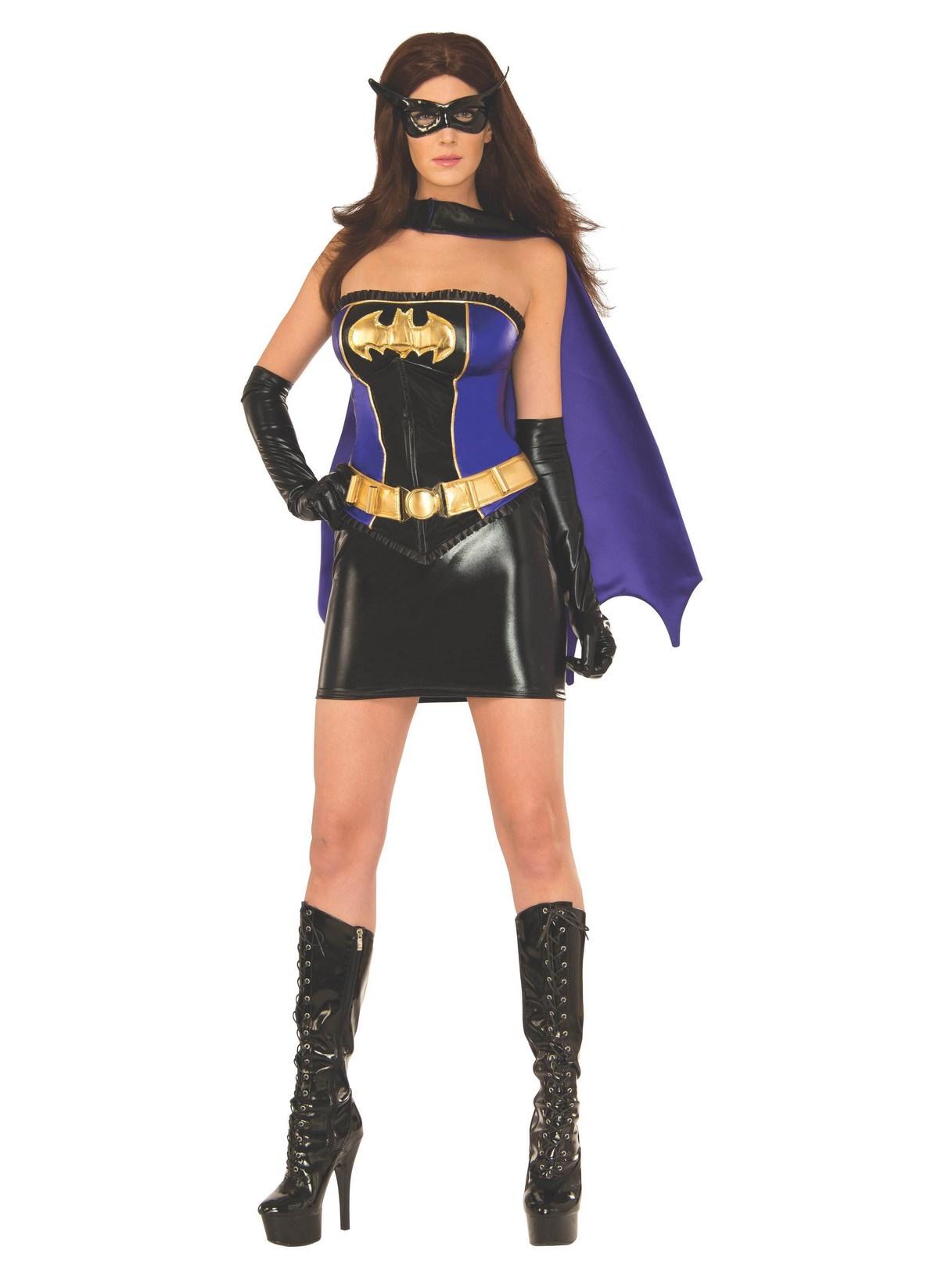 Supreme Batgirl Costume For Women