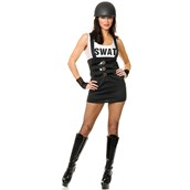 SWAT Dress Costume For Women