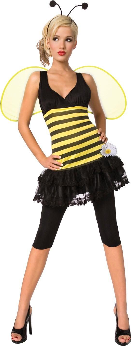 sweet as honey adult costume. Black Bedroom Furniture Sets. Home Design Ideas