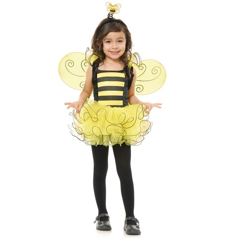 Sweet Bee Toddler Costume