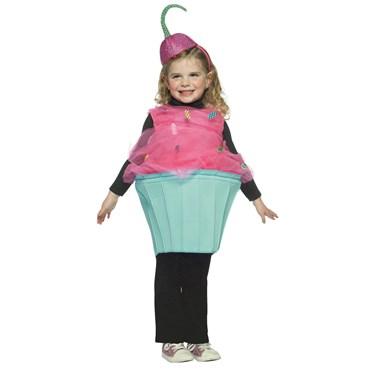 Sweet Eats Cupcake Toddler Costume