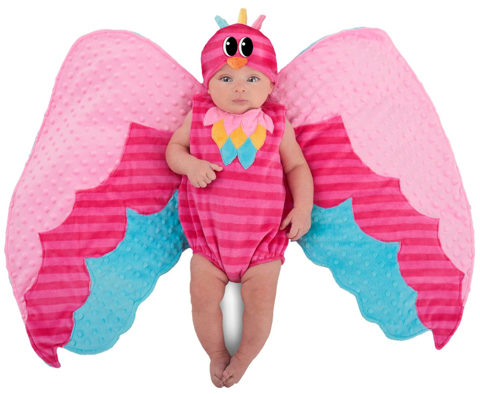 Sweet Owl Swaddle Wings Infant Costume