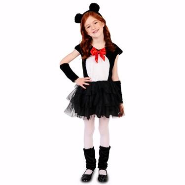 Sweet Panda Child Costume