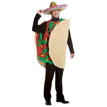 Taco Adult Costume
