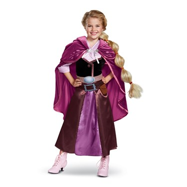 Tangled the Series Season 2 Rapunzel Deluxe Travel Outfit Child Costume