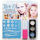 Tattoo Makeup Kit - Frozen Snowflakes