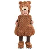 Teddy Bear Costume For Toddlers