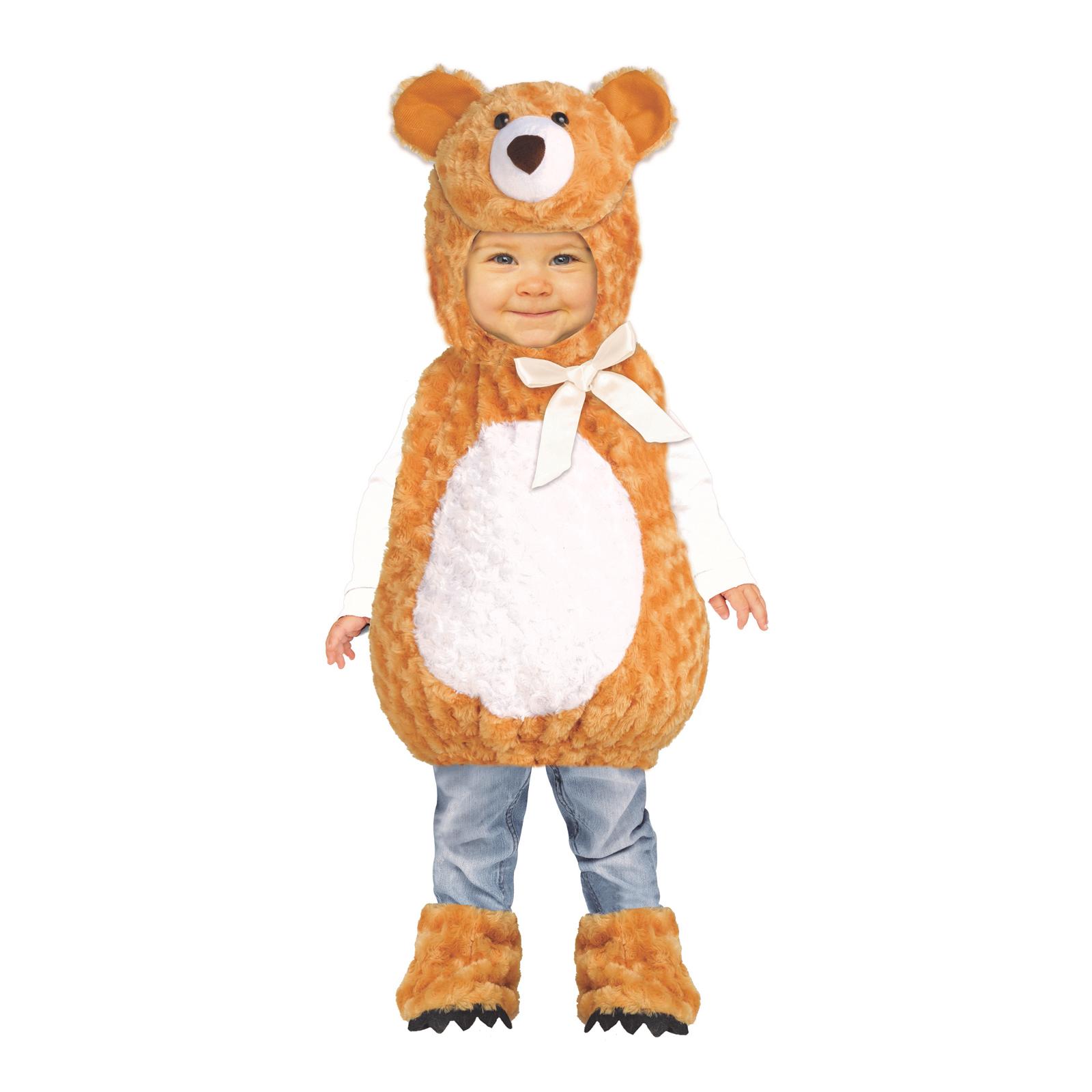 teddy bear toddler costume
