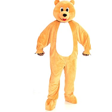 Teen Bear Mascot Costume