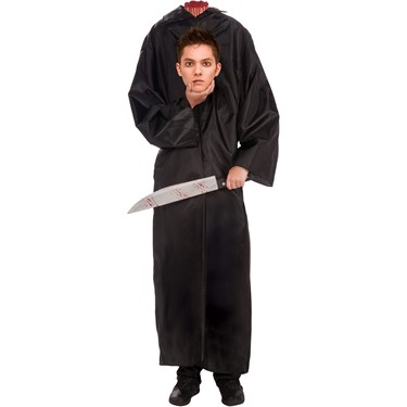 Teen Headless Man Costume