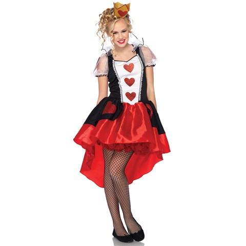 Teen Wonderland Queen Costume