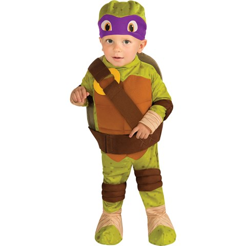 Teenage Mutant Ninja Turtle - Donatello Toddler Costume