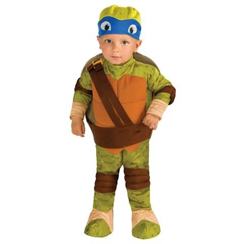 Teenage Mutant Ninja Turtle - Leonardo Toddler Costume
