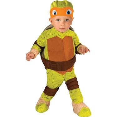 Teenage Mutant Ninja Turtle - Michelangelo Toddler Costume