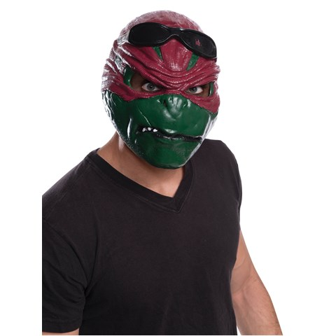 Teenage Mutant Ninja Turtle Raphael Adult Mask